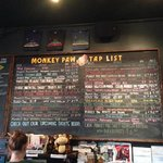 Monkey Paw Pub & Brewery
