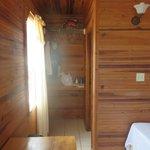 Storage Area in Fan Room