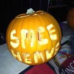 Spice Heaven pumpkin