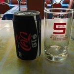 coke light ;)