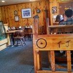 Mary's Cafe: Interior