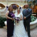 My daughter's wedding 10/04/14 @ Embassy Suites Altamonte