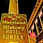 Historic Hotel Gunter
