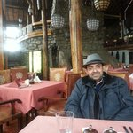 restaurant at hotel