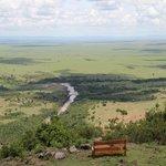 Blick über den Mara River