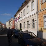 Street frontage
