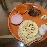 Sea food Surmai Thali