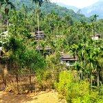 Beautiful Nongriat Village