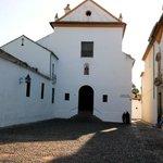 Fachada Convento de Capuchinos