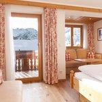 Hotel Sandhof - De Luxe Zimmer