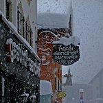 Hotel Sandhof Lech - Schneesturm