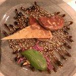 foie gras .......