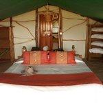 Satao Luxury Tented Camp