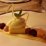 1st class dessert!