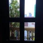 Little Balcony - very quaint