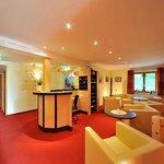Receptionsbereich - Lounge