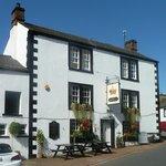 Crown Inn, Kirkoswald, Cumbria.