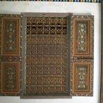 ornate door, riad 1