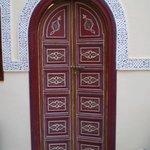 door, riad 1