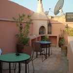 roof terrace, riad 2