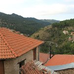 View of Dimitsiana - Mountains