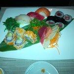 Sushi At Nishi
