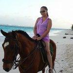 Playa, Brisa, Mar y Caballos que mas puedes pedir