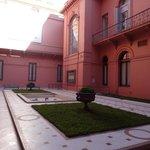 Interior courtyard, Casa Rosada, Buenos Aires