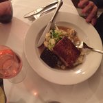 Pork belly was tasty
