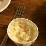 Coleslaw side