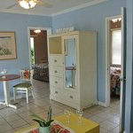 Mini Suite at Lakeside Inn & Cafe St. Cloud Florida