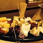 Cheese presentation