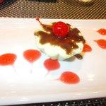 cake in zen restaurant