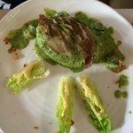 Opgevulde aardappel met escargots