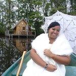 Sur la barque