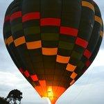 Balooning......