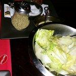Salade et sauces