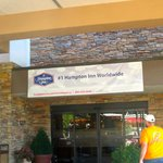 Foto de Hampton Inn Wheeling