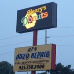 Historic Henry's Donuts