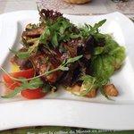 Salade chasseur