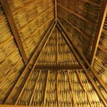 LOVED the thatch roof!