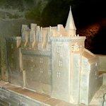 Sculpture du château de Montsoreau