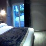 La chambre suppérieure avec balcon