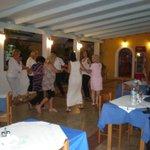 Dancing at Fois