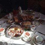 una colazione indimenticabile!!!