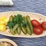 Vegetables under Vinegar