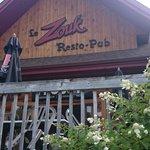 Zouk Resto Pub front entrance
