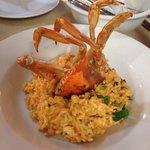Crab risotto - my favourite