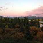 Fall Colors at Denali Lakeview Inn