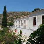 Spiliani Monastery Samos